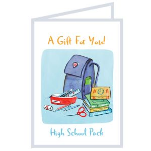 High School Gift Pack Download Preview