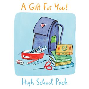 High School Gift Pack