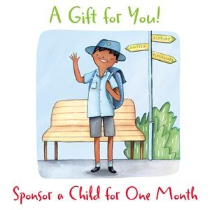 Sponsor a Child for One Month