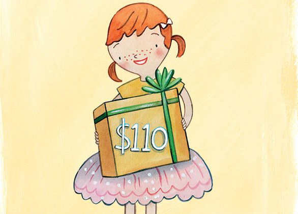 Share Christmas Joy with a Child Most in Need $110
