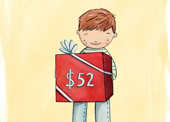 Share Christmas Joy with a Child Most in Need $52