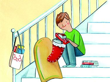 Share Christmas with a Toy & Book Pack for a 8-12 Year Old Boy