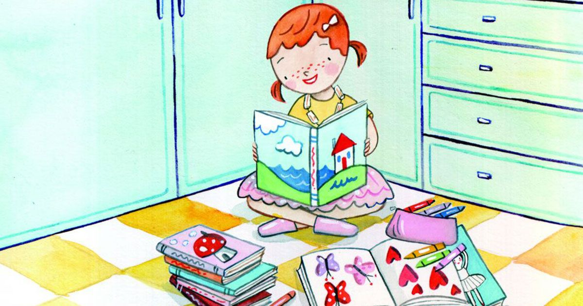 Share Christmas With Books For A 3-7 Year Old Girl